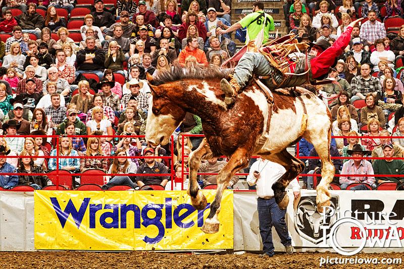 World's Toughest Rodeo1/13/2012, Wells Fargo Arena